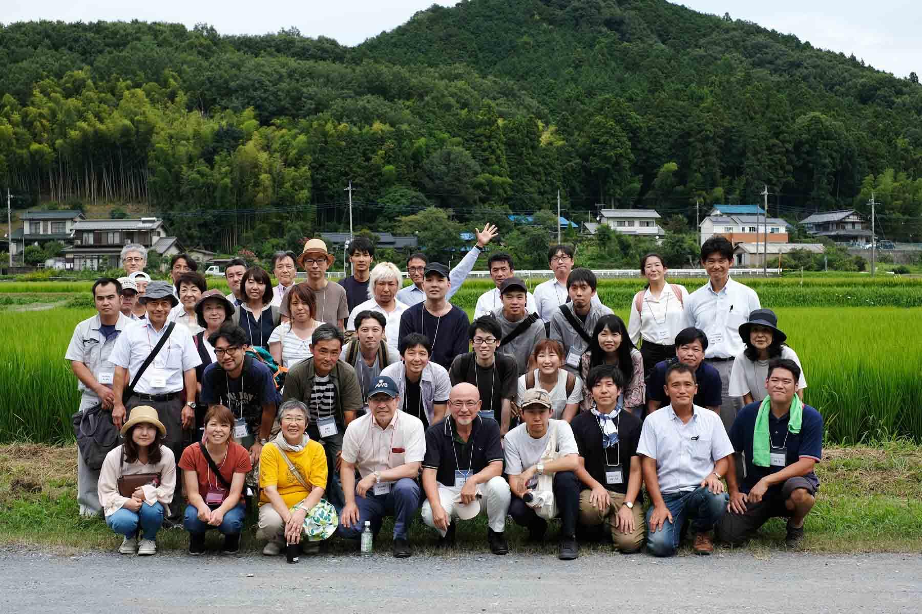 【研修会】SWINGgroup30年度研修会 有機農場見学会画像