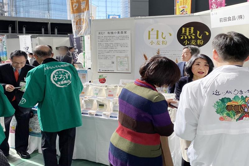 【イベント】埼玉りそな農商工連携フェア 出展画像